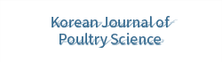 Korean Journal of Poultry Science